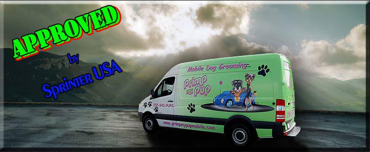 Used Mobile Pet Grooming Vans For Sale | Autos Weblog