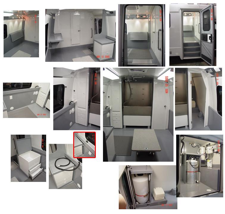 2 Mobile Grooming Vans Mainmenu From The Industries